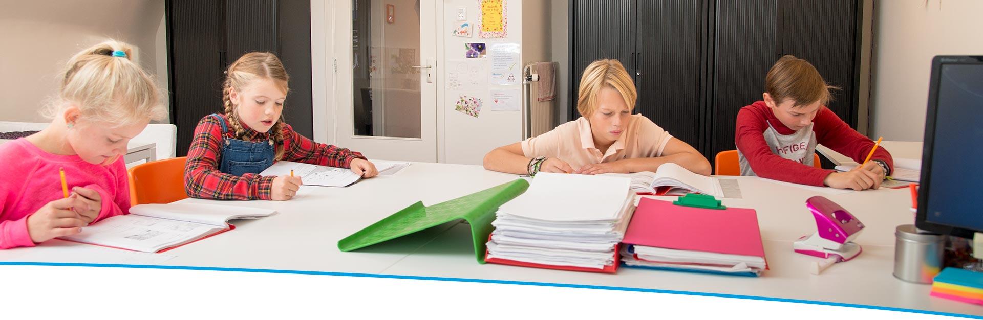 Bijles voor uw kind op de basisschool in Amersfoort - aanmelden