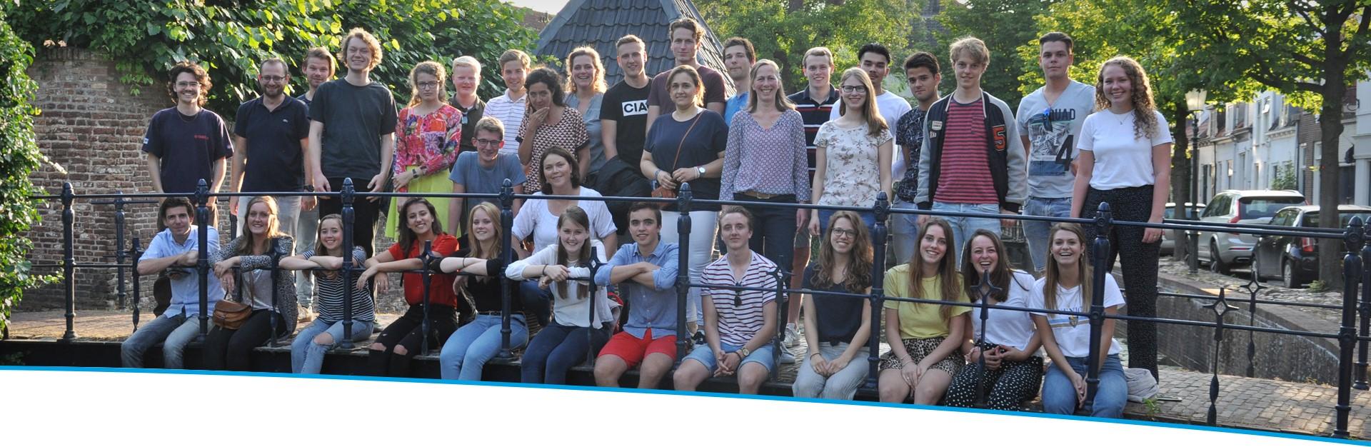 team studiebegeleiding van Berkum Amersfoort